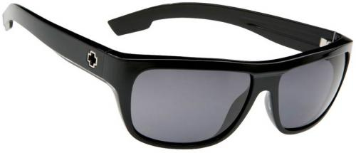Spy Lennox Sunglasses - Shiny Black / Grey