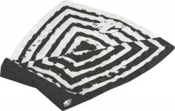 Creatures Of Leisure Nat Young Traction Pad - White / Black
