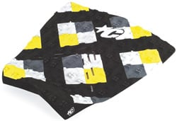 Creatures Of Leisure Kai Barger Traction Pad - Yellow / White