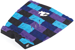 Creatures Of Leisure Steph Gilmore Traction Pad - Blue / Purple