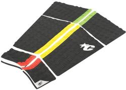 Creatures Of Leisure Longboard Traction Pad - Rasta