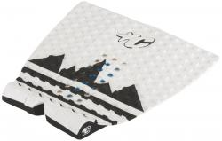 Creatures Of Leisure Mick Fanning Traction Pad - White Stripe