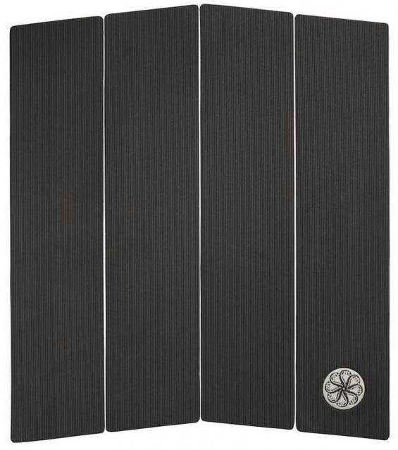 Octopus Front Deck Traction Pad - Black