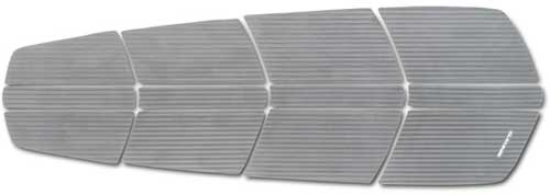 DaKine SUP Deck Traction Pad - Grey