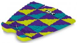 DaKine Bauhaus Traction Pad - Purple / Teal