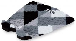 DaKine Pancho Pro Model Traction Pad - Black / Charcoal Diamonds