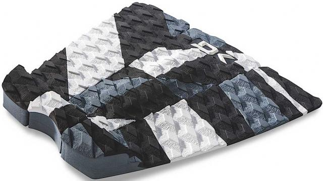 DaKine Seabass Pro Model Traction Pad - Black / White / Grey