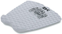 DaKine John John Pro Model Traction Pad - White