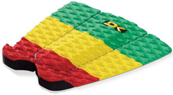 DaKine Fade Traction Pad - Rasta