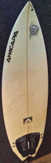 Used Anacapa Shortboard - 6'
