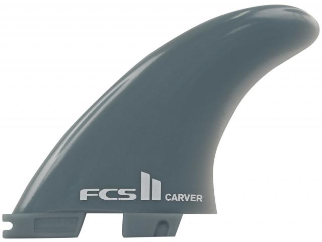 FCS II Carver Glass Flex Tri Fin Set