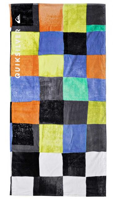 Quiksilver Freshness Beach Towel - Cadmium Orange