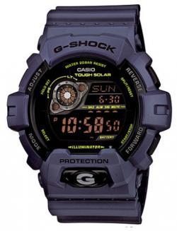 G-Shock X-Large Solar Military Watch - Navy Blue
