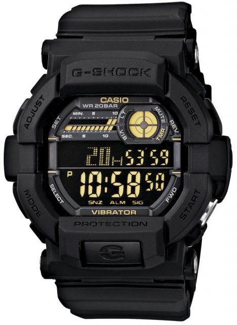 G-Shock GD350 Watch - Black