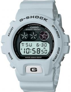 G-Shock The 6900 Watch - White