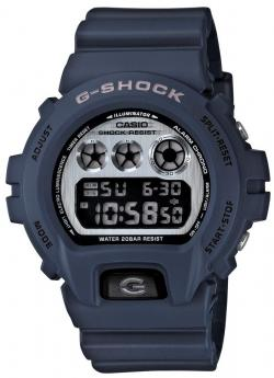 G-Shock Vintage Metal 6900 Watch - Blue