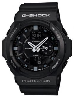 G-Shock GA-150 Watch - Black