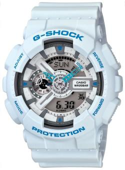 G-Shock X-Large Combination Watch - Sneaker White
