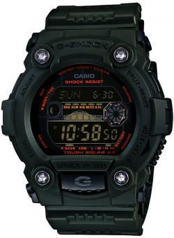 G-Shock Solar Military 7900 Watch - Olive Green