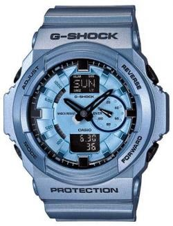 G-Shock GA-150 Watch - Metallic Blue