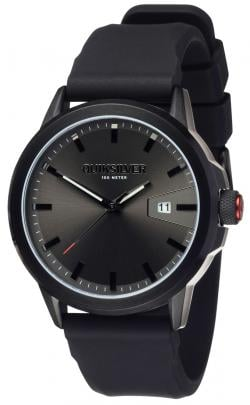 Quiksilver Kombat Watch - Black