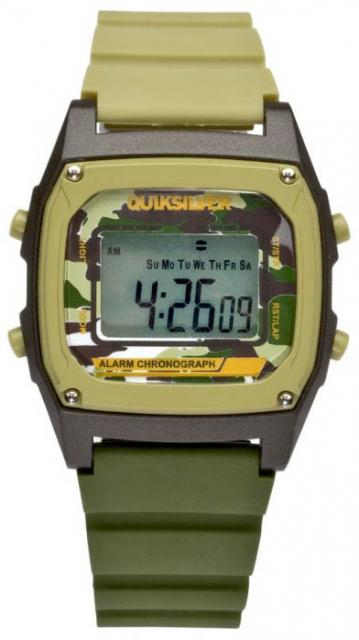 Quiksilver Short Circuit Watch - Camouflage