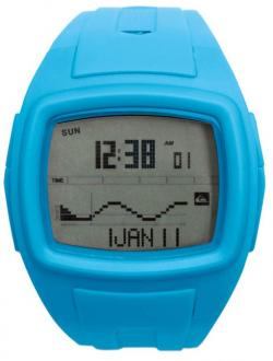 Quiksilver Moondak Tide Watch - Blue
