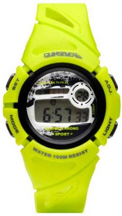 Quiksilver Windy Youth Watch - Lime