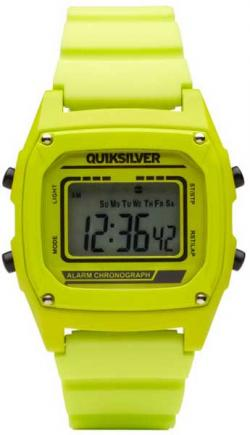 Quiksilver Short Circuit Watch - Lime