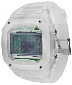 Freestyle Killer Shark Skeleton Watch - Clear