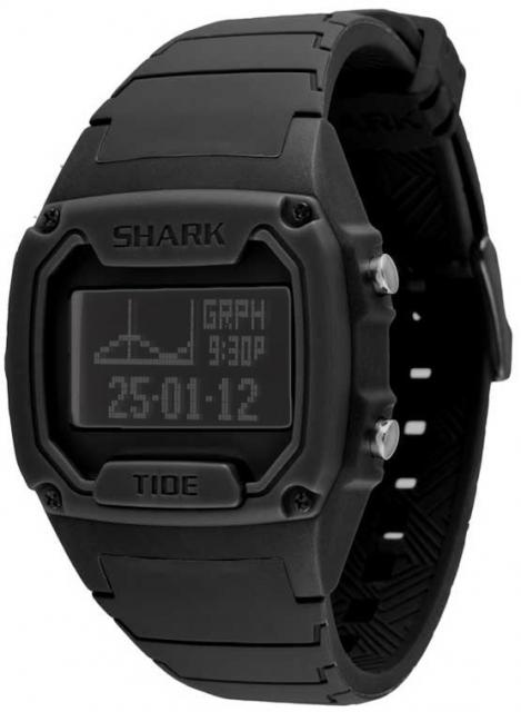 Freestyle Shark Classic Tide Watch - Black