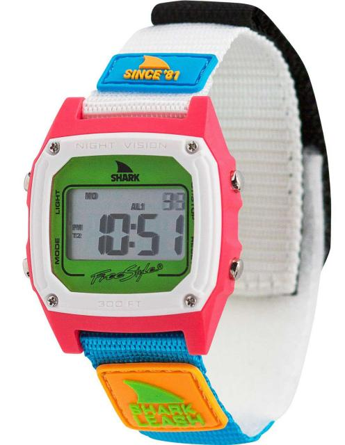 Freestyle Shark Classic Clip Since '81 Watch - Neon 2.0