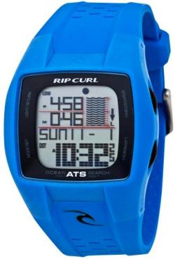 Rip Curl Trestles Oceansearch Tide Watch - Blue / White