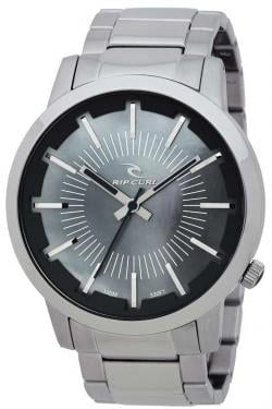 Rip Curl Detroit Watch - Black Mother of Pearl