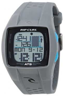 Rip Curl Trestles Oceansearch Tide Watch - Charcoal
