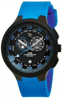 Rip Curl K38 Tidemaster Silicone Watch - Blue