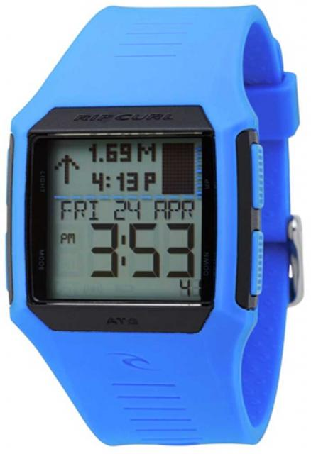 Rip Curl Rifles Midsize Tide Watch - Blue