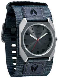 Nixon Scout Watch - Gunmetal