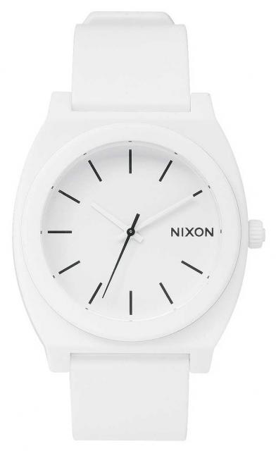 Nixon Time Teller P Watch - White