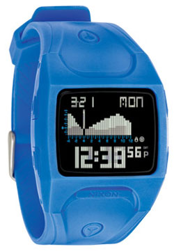 Nixon Lodown Tide Watch - Blue