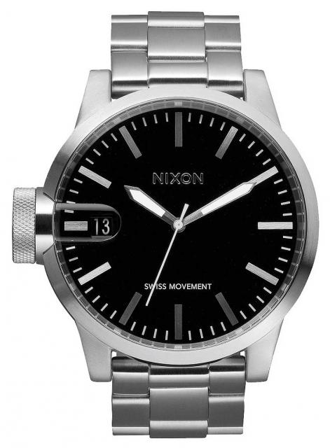 Nixon Chronicle SS Watch - Black