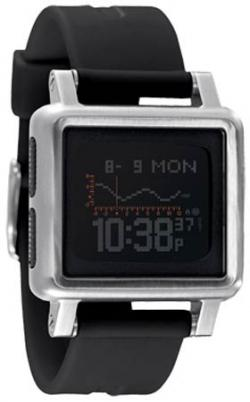 Nixon Housing Tide Watch - Black