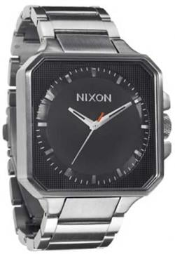 Nixon Platform Watch - Black