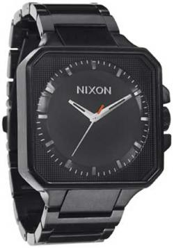 Nixon Platform Watch - All Black