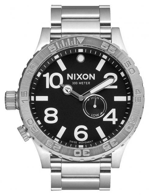 Nixon 51-30 Tide Watch - Black