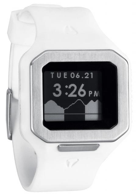 Nixon Supertide Tide Watch - White