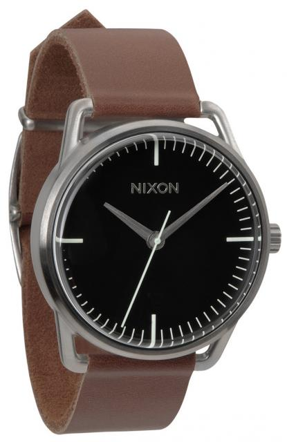 Nixon Mellor Watch - Black / Saddle