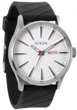 Nixon Sentry Watch - White