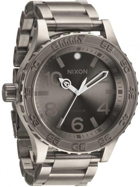 Nixon 51-30 Ti Watch - Titanium