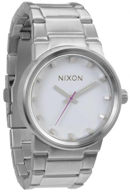 Nixon Cannon Watch - White